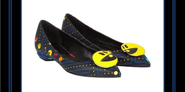 Estos son los zapatos que toda chica geek desearía tener