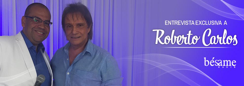 Entrevista exclusiva con el cantante brasileño