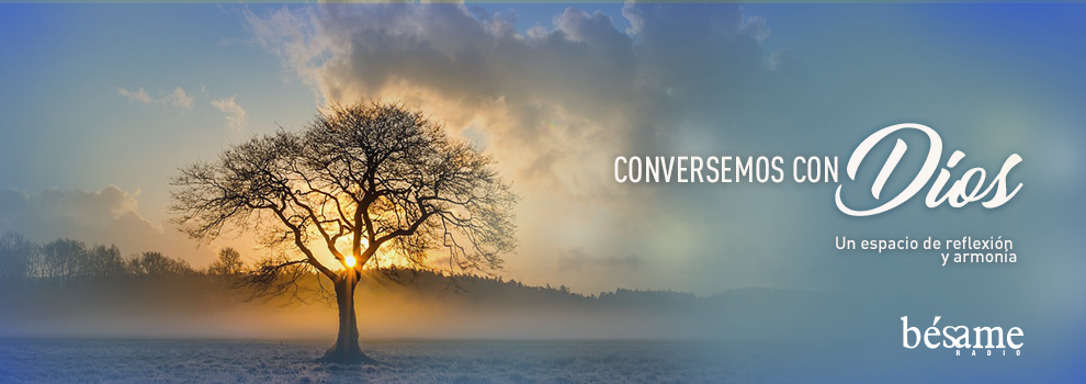 Conversemos con Dios