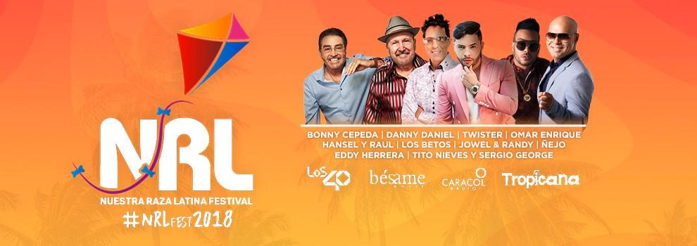 Nuestra Raza Latina Festival 2018