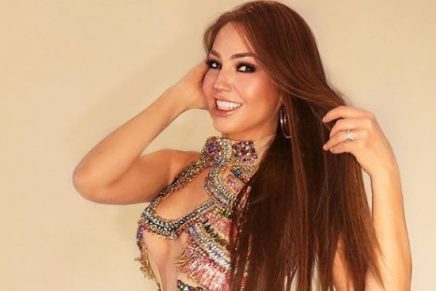 Thalía se mostró devastada tras la pérdida de un ser querido por culpa del COVID-19