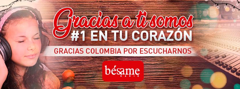 Somos la familia romántica mas grande de Colombia