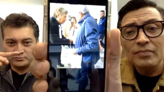Captura de pantalla YouTube