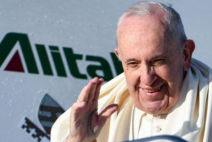 el-papa-francisco-viaja-rumbo-panama-para-la-jornada-mundial-de-la-juventud