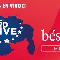 Venezuela Aid Live. Transmisión en vivo