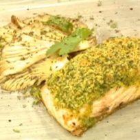 receta-del-dia-costra-de-salmon-y-espinaca