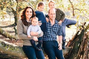 El primer año del príncipe Louis de Cambridge