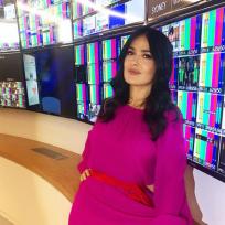 Salma Hayek enciende redes con un sexy atuendo