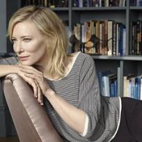 Cate Blanchett ya tiene medio siglo y sigue hermosa