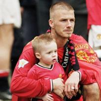 David Beckham cumple 44 años