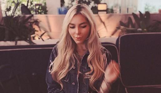 La hija de Alejandra Guzmán se lanza como cantante
