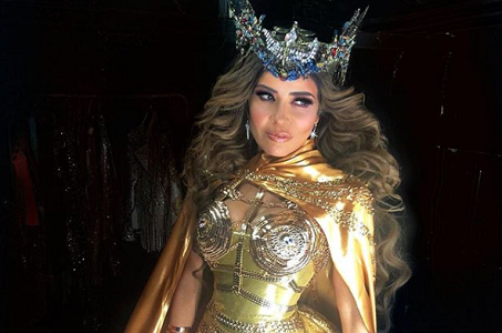 """Gloria Trevi presenta """"Diosa de la noche"""""""