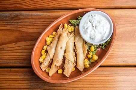 Receta del día: Tortillas de mozzarella y jamón