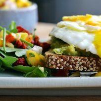 Receta del día: Ensalada de perejil y huevo