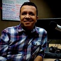 Ricardo Barrada, un papá orgulloso con un bello mensaje