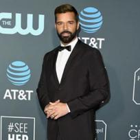 La dueña del corazón de Ricky Martin