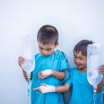 La iniciativa de una niña para alegrar a los niños enfermos