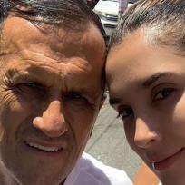 ¡Conmovedor! El mensaje de Daniela Ospina por lucha de su padre contra el cáncer
