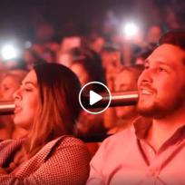 VIDEO   Así fue el concierto Íntimo Bésame con Andrés Cepeda