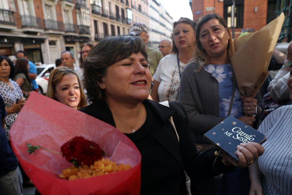 ¡Un último adiós! Seguidores de Camilo Sesto despiden a su ídolo - Imagen 1