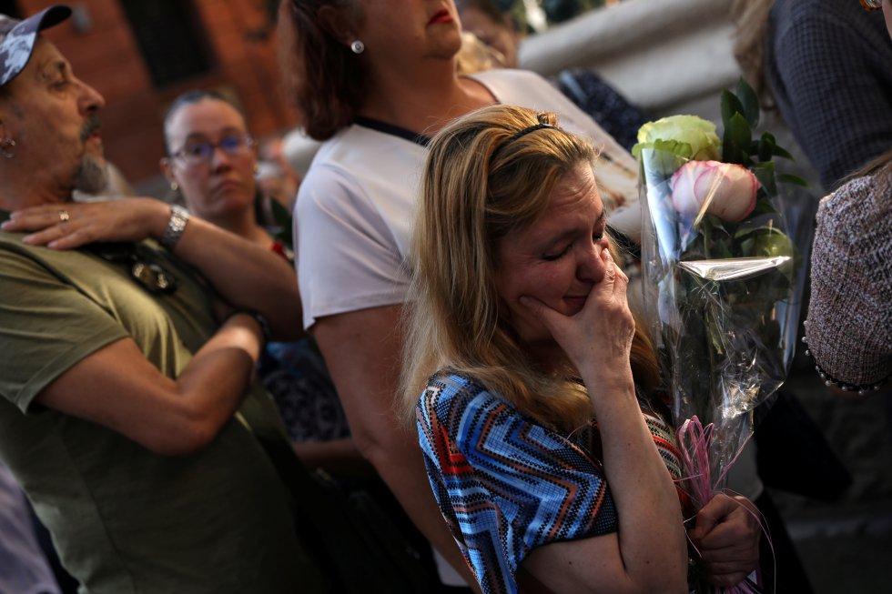¡Un último adiós! Seguidores de Camilo Sesto despiden a su ídolo - Imagen 2