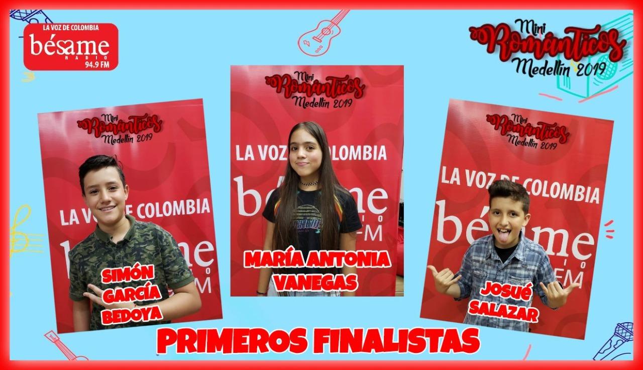 Reviva los mejores momentos de la primera semifinal de Mini Románticos 2019 en Medellín - Imagen 1