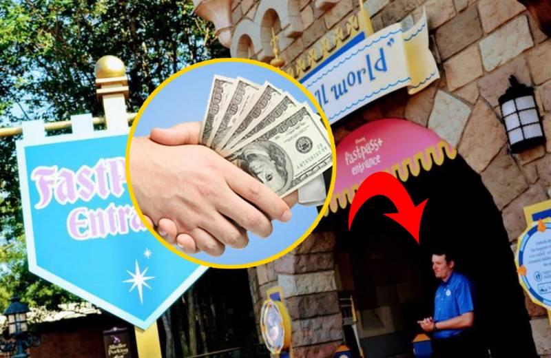 Algunos escándalos que Disney trató de esconder, pero quedaron registrados en imágenes - Imagen 7