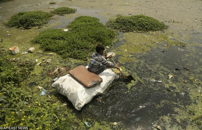 En Imágenes: Así va el planeta en materia de contaminación ambiental - Imagen 9