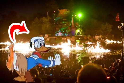 Algunos escándalos que Disney trató de esconder, pero quedaron registrados en imágenes - Imagen 9