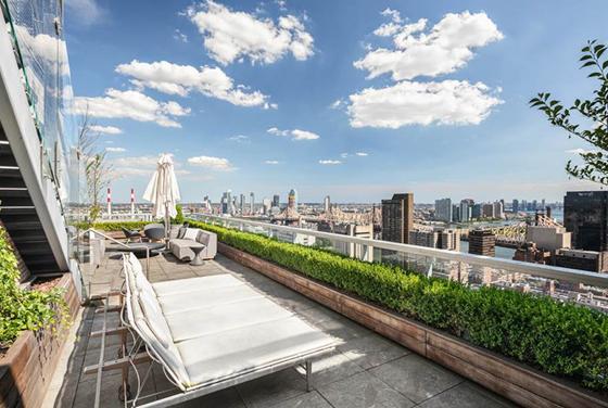 Jennifer Lawrence pone en venta un lujoso penthouse - Imagen 6