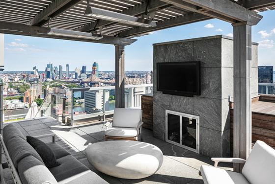 Jennifer Lawrence pone en venta un lujoso penthouse - Imagen 8