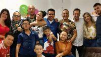 Así despidieron familiares y amigos a Leonardo Vargas
