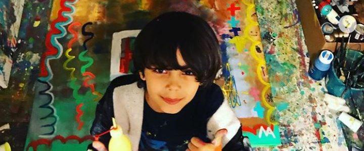 conozca-mikail-akar-el-pequeno-picasso-de-7-anos