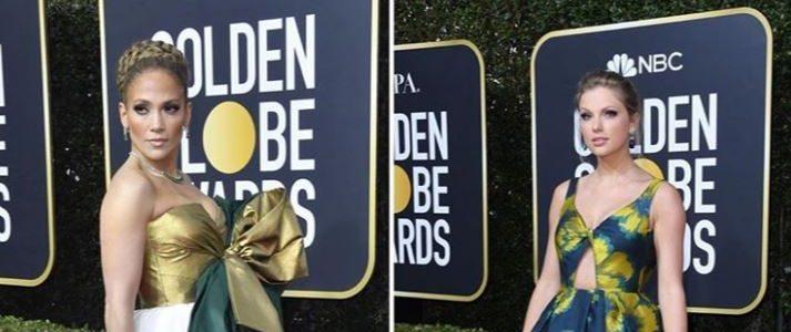 asi-se-vistieron-algunas-celebridades-en-los-globos-de-oro