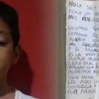 Niño argentino gasta sus ahorros para que su madre con cáncer conozca a Ricky Martin