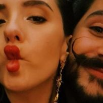 Con una romántica serenata, así sorprendió Camilo a su esposa Eva Luna Montaner