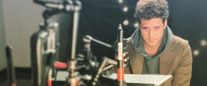 Diego Boneta comienza en el rodaje de la segunda temporada de 'Luis Miguel, la serie'