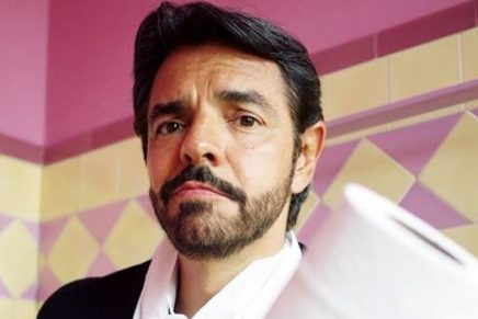 Eugenio Derbez presume el talento de su hija Aitana