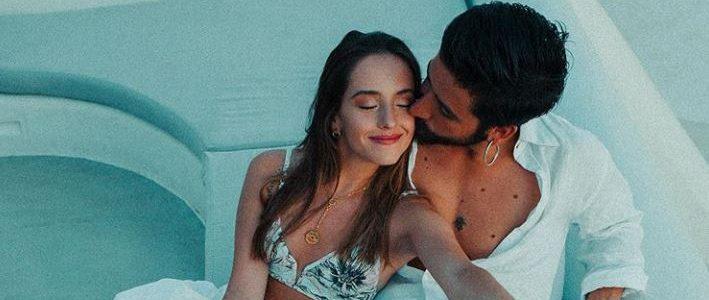 Evaluna y Camilo disfrutan de su luna de miel en una paradisíaca isla del Pacífico