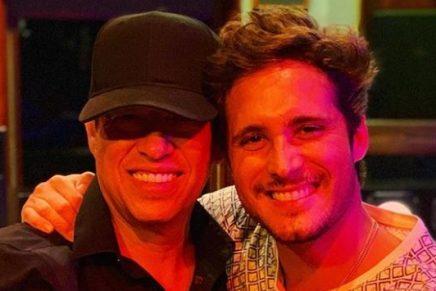 Diego Boneta compartió a través de redes un nuevo adelanto de 'Luis Miguel, la serie'