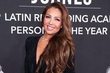 Thalía se vio muy 'sensual' en los Premios lo Nuestro