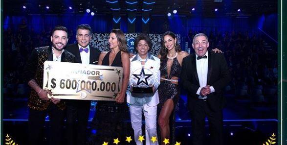 El Imitador de Roberto Carlos fue el ganador de 'Yo Me Llamo'