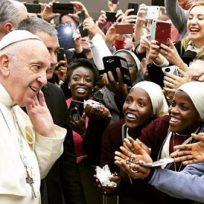 Según el diario 'Il Messaggero', el papa Francisco dio negativo a coronavirus