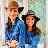 Paola Rey y Natasha Klauss bailaron al mejor estilo el #pasiondegavilaneschallenge