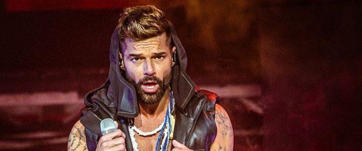 Ricky Martin aprovechó la cuarentena para hacerse un radical cambio de look