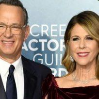 Tom Hanks y su esposa son dados de alta luego confirmase que tenían coronavirus