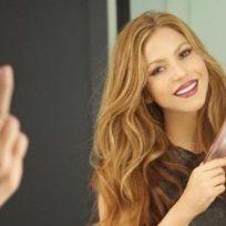 Shakira cambiará la producción de perfumes por la de gel antibacterial