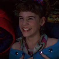 Christa Allen, la niña de 'Si tuviera 30', revivió una escena de la película