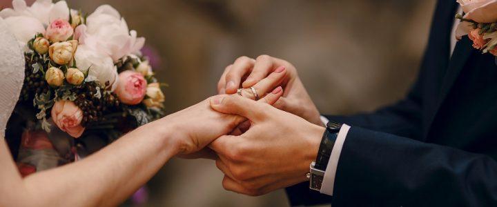 Una pareja se casó en un hospital y horas después el novio falleció por Coronavirus