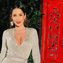 Carmen Villalobos presume su lujosa casa en rede sociales